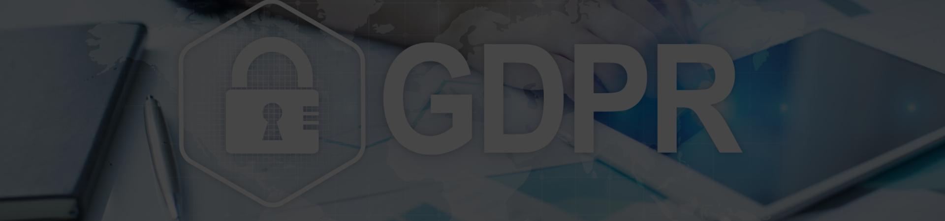 GDPR top banner